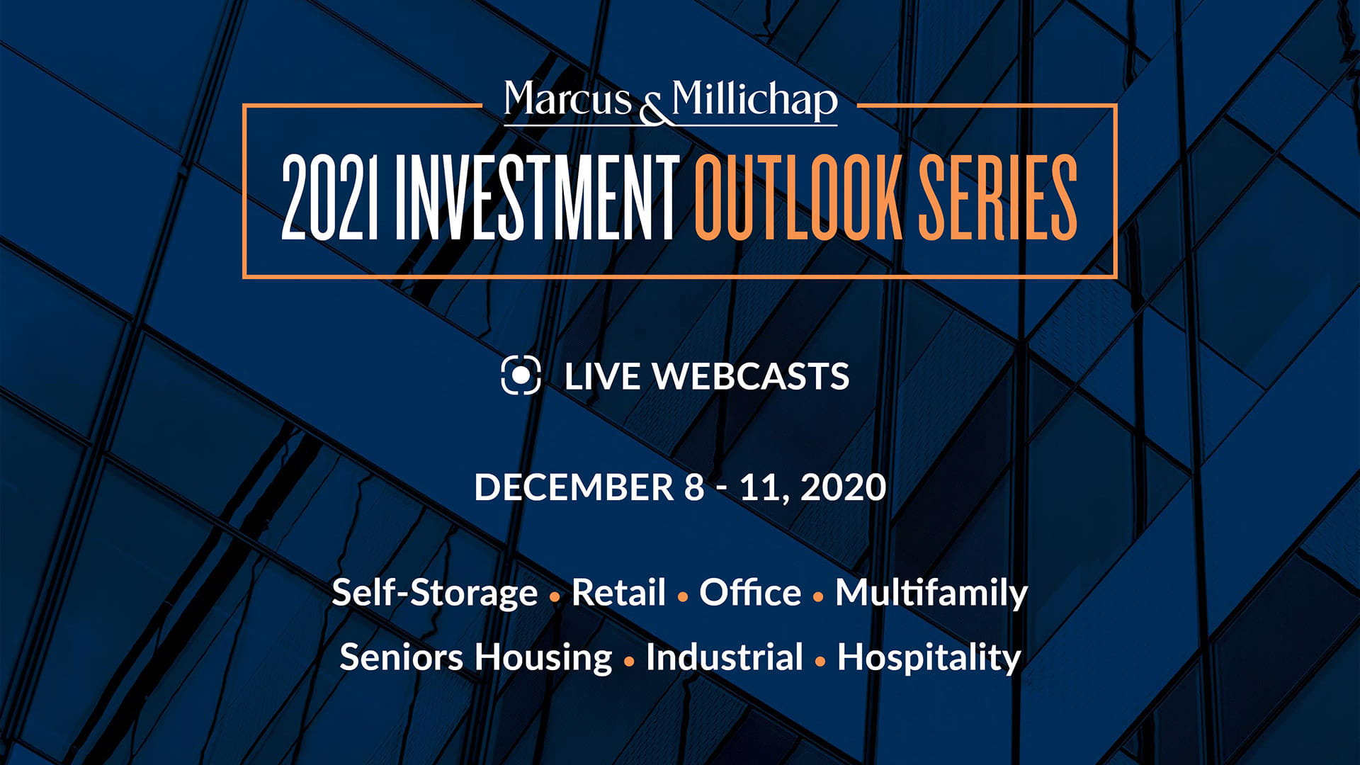 2021 Investment Outlook Series
