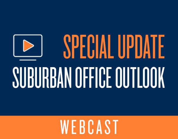 Suburban Office Outlook Webcast