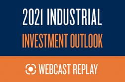 2021 Industrial Investment Outlook