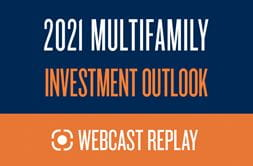 2021 Multifamily Investment Outlook