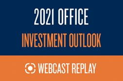 2021 Office Investment Outlook