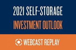 2021 Self-Storage Investment Outlook