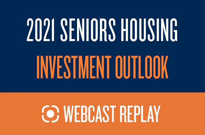 2021 Seniors Housing Investment Outlook