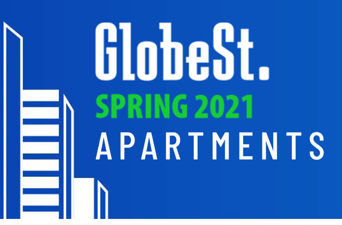 GlobeSt Spring 2021 Apartments