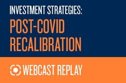 Investment Strategies: The COVID Bounce