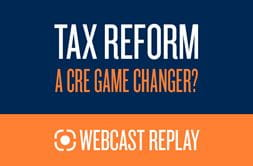 Tax Reform: A CRE Game Changer?