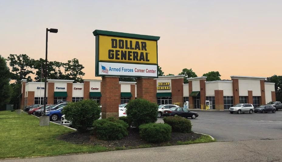 Dollar General US Armed Forces