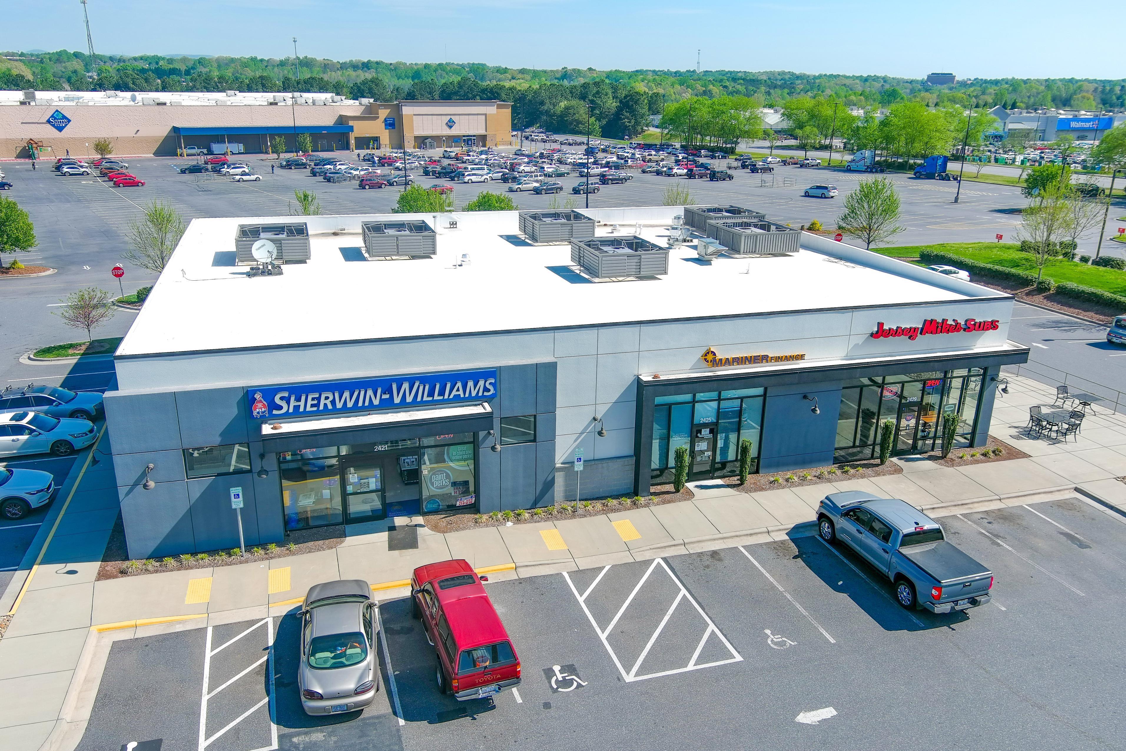 Sherwin-Williams Shops