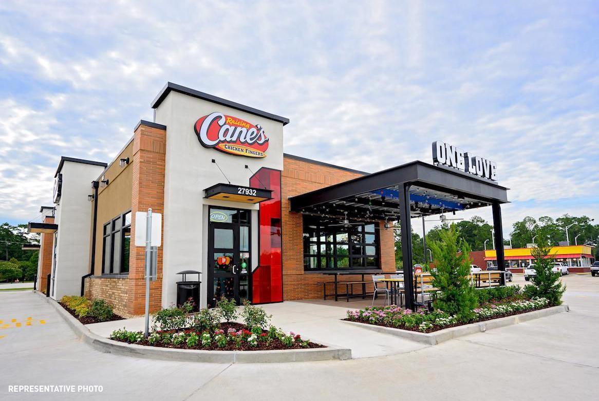 Cane's Chicken Ground Lease
