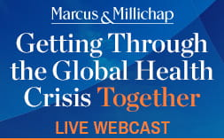 Marcus & Millichap Webcast: Getting Through the Global Health Crisis Together