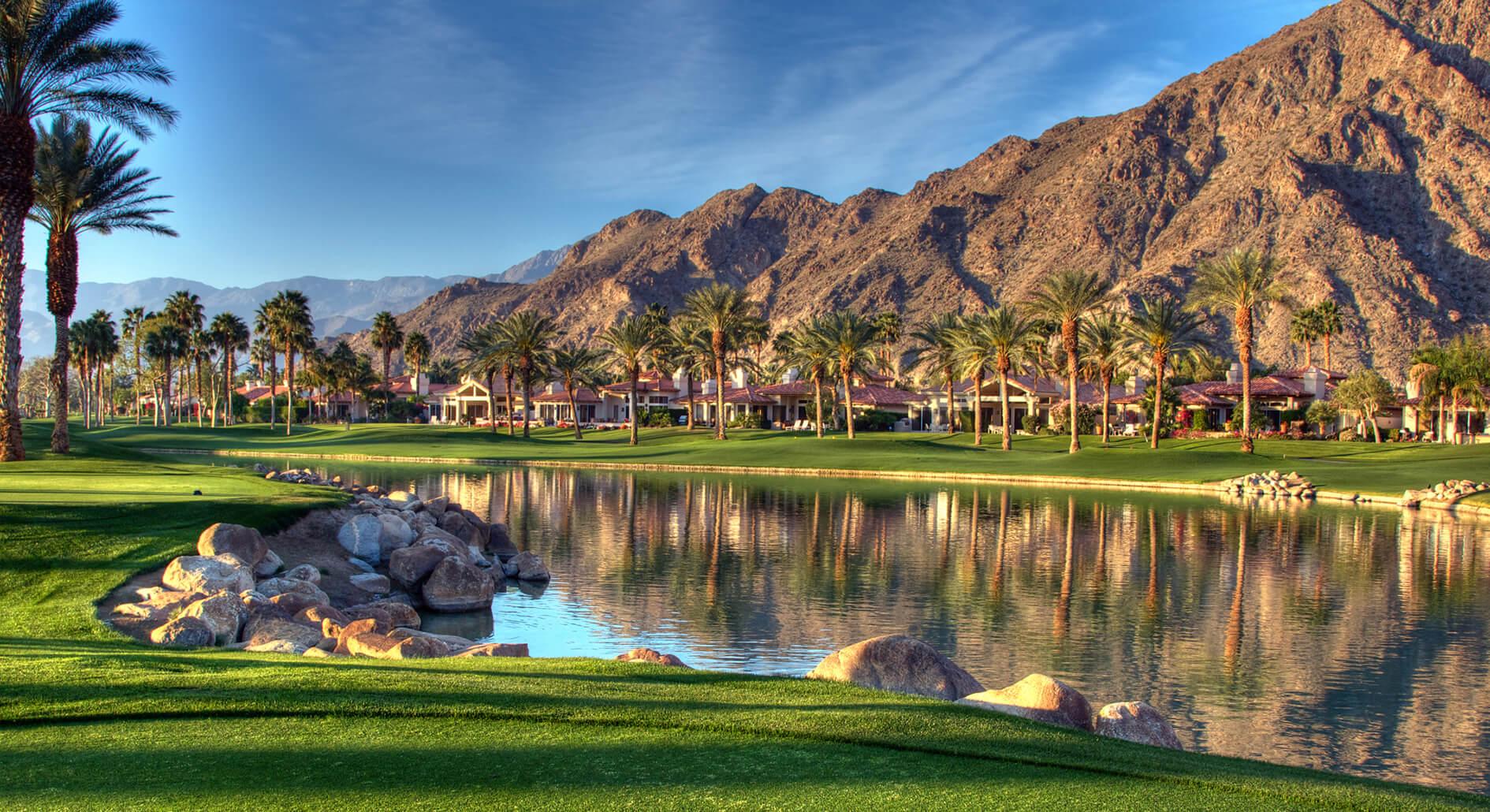 Palm Springs Riverside and San Bernardino